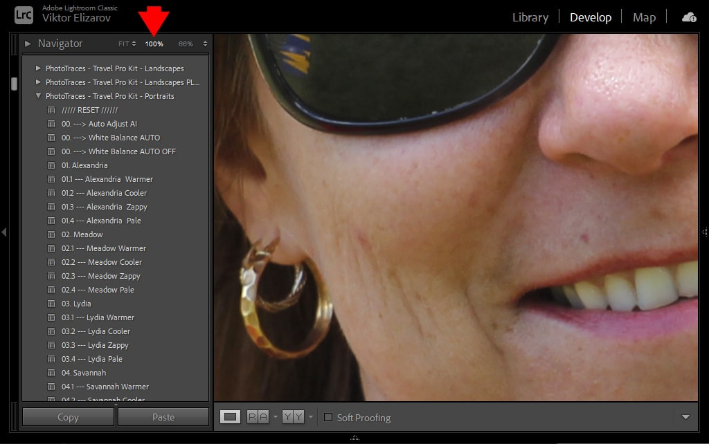 How to Smooth Skin in Lightroom (Fix Blemishes, Pimples & Wrinkles) 4