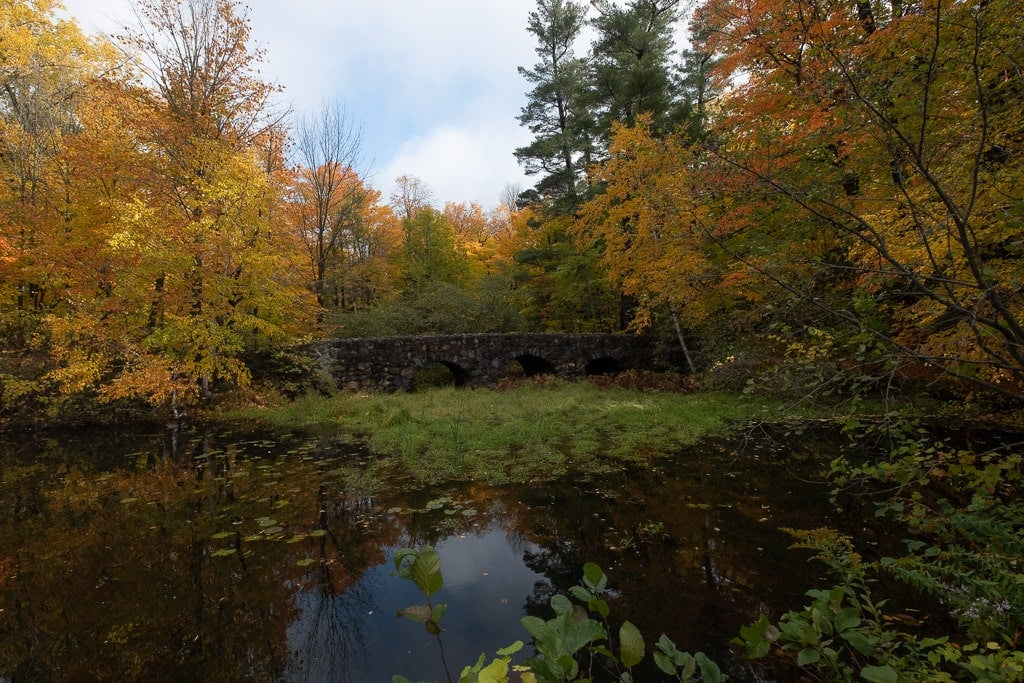 Stone Bridge & Explosion of Colors (Montreal) 3