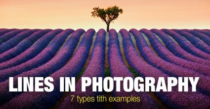 Lines in Photography Composition: 7 Types With Examples