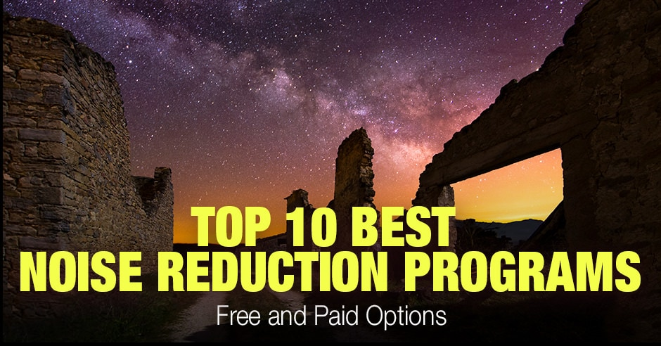 Best Noise Reduction Software for Photographers 8