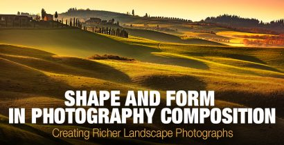 What is Shape and Form in Photography Composition?