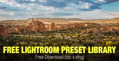 Lightroom Presets – Free Download (zip + dng)