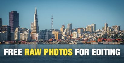 Free RAW Photos for Editing