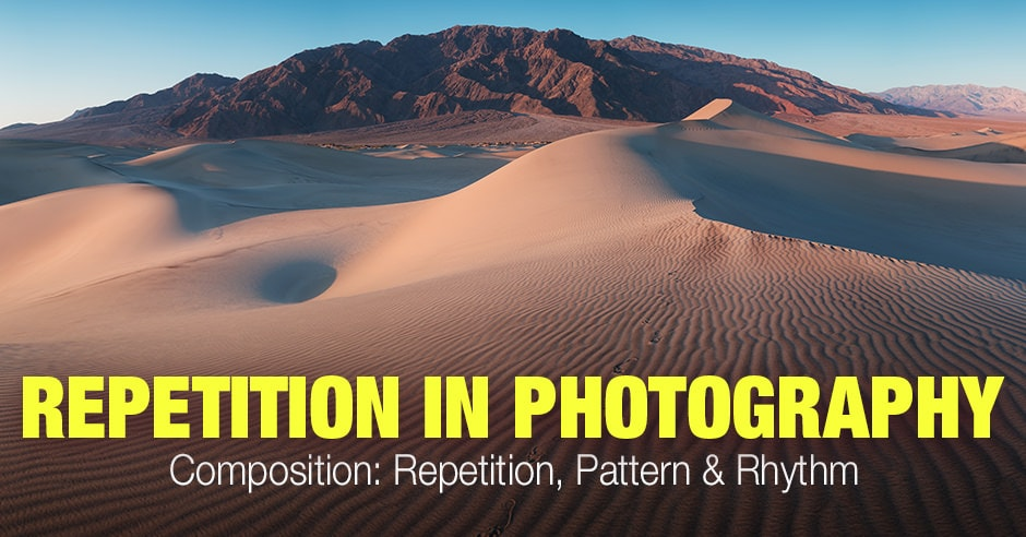 Repetition in Photography Composition (Pattern & Rhythm) 9