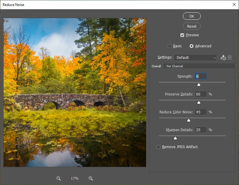 Best Noise Reduction Software for Photographers 5