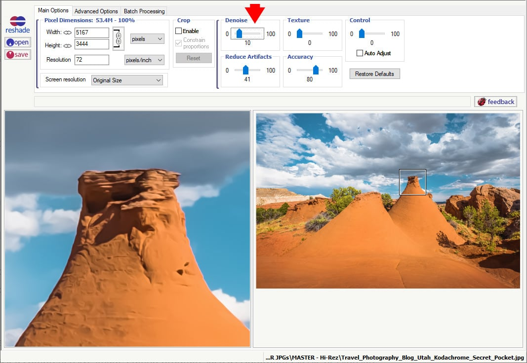 Best Noise Reduction Software for Photographers 12