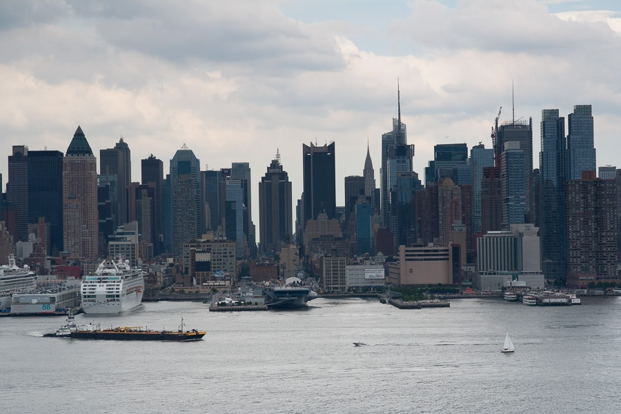 Free RAW Photo: Manhattan Skyline 1