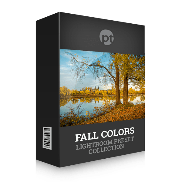Store: FALL Colors Preset Collection 1