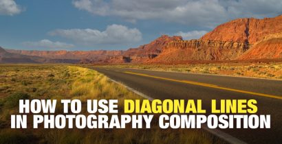How to Use Diagonal Lines in Photography Composition