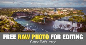 Free RAW Photo: Niagara Falls