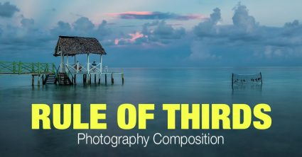 Rule of Thirds in Photography Explained (Examples + Visuals)