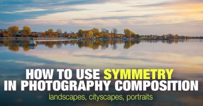 Symmetry in Photography Composition