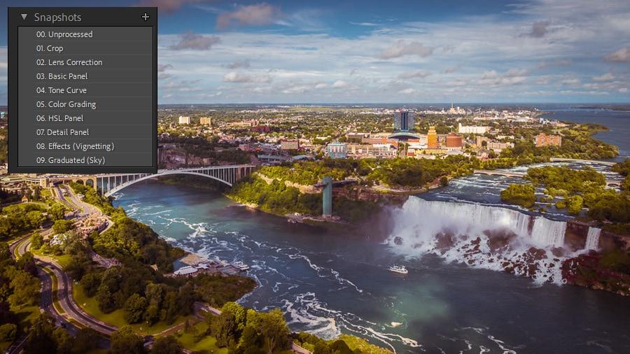 Free RAW Photo: Niagara Falls 2