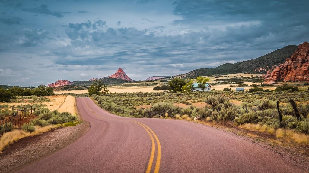 Kolob Terrace Road (Utah) 8