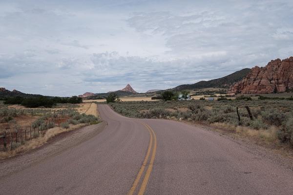 Kolob Terrace Road (Utah) 12