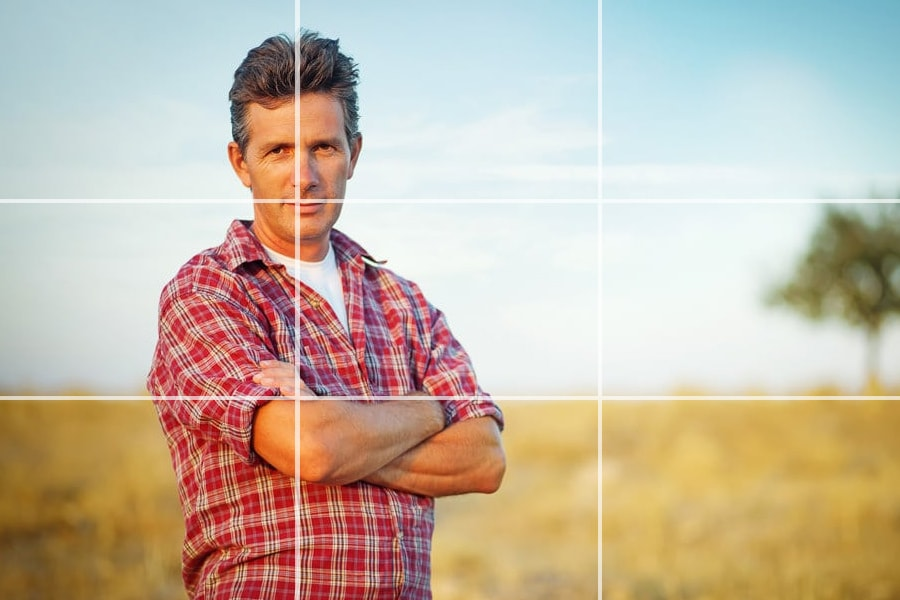 Rule of Thirds in Photography Explained (Examples + Visuals) 12