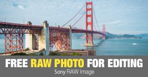 Free RAW Photo: Golden Gate Geometry (California)