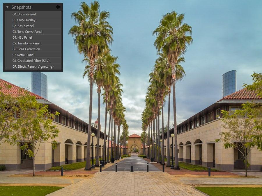 Free RAW Photo: Stanford Campus (California) 3