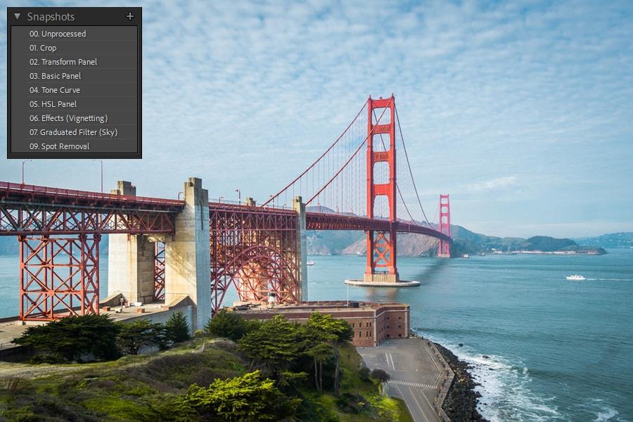 Free RAW Photo: Golden Gate Geometry (California) 3