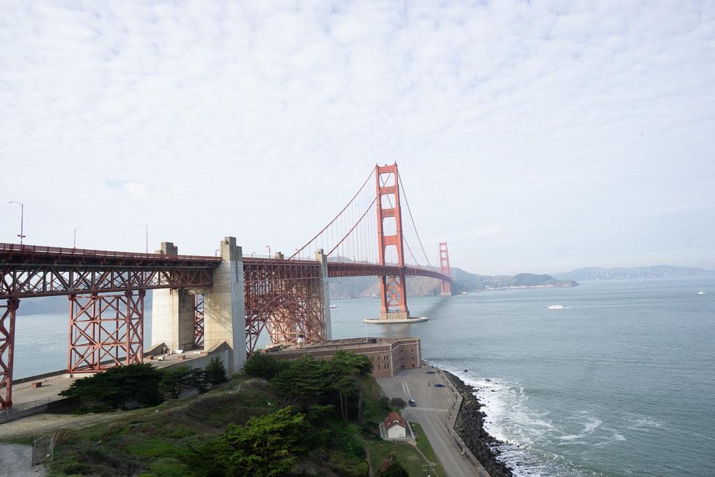 Free RAW Photo: Golden Gate Geometry (California) 1