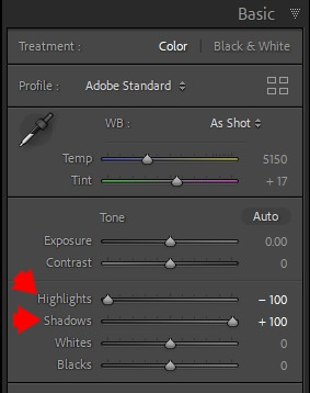 How to Set Black and White Points in Lightroom 3