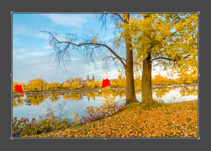 How to Straighten a Photo in Lightroom – 3 Step Approach 12