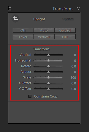 How to Straighten a Photo in Lightroom – 3 Step Approach 27