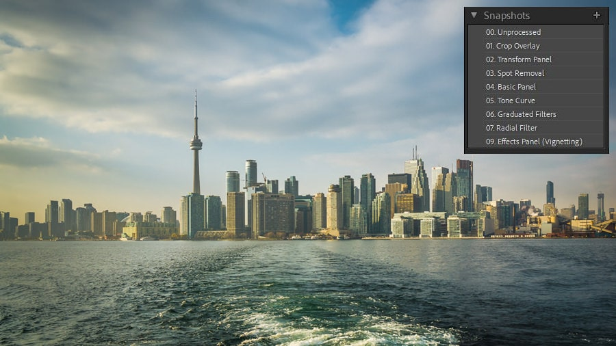 Free RAW Photo: Toronto Skyline 2