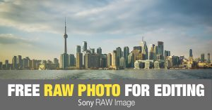 Free RAW Photo: Toronto Skyline