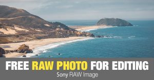 Free RAW Photo: Big Sur Lightstation