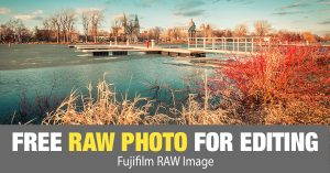 Free RAW Photo: Spring in Montreal