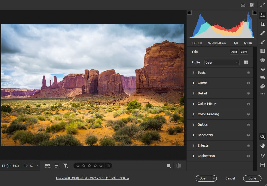 Adobe Camera Raw vs Lightroom: Which Program Is Right for You? 1