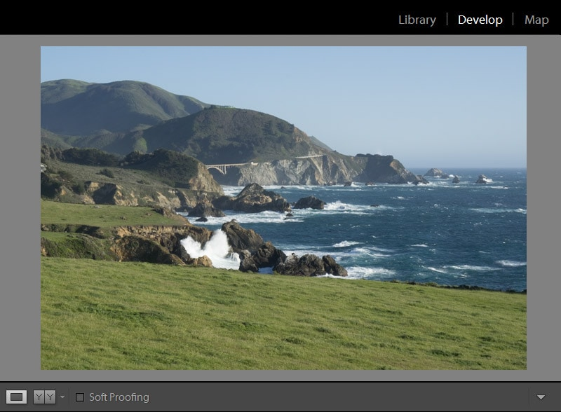 Lightroom Spot Removal Tool When Editing Landscapes 9